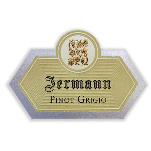 Jermann Pinot Grigio 2013 Front Label