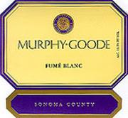Murphy-Goode Fume Blanc (375ML half-bottle) 1999 Front Label