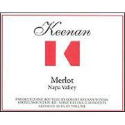 Keenan Napa Valley Merlot (375ML half-bottle) 2011 Front Label