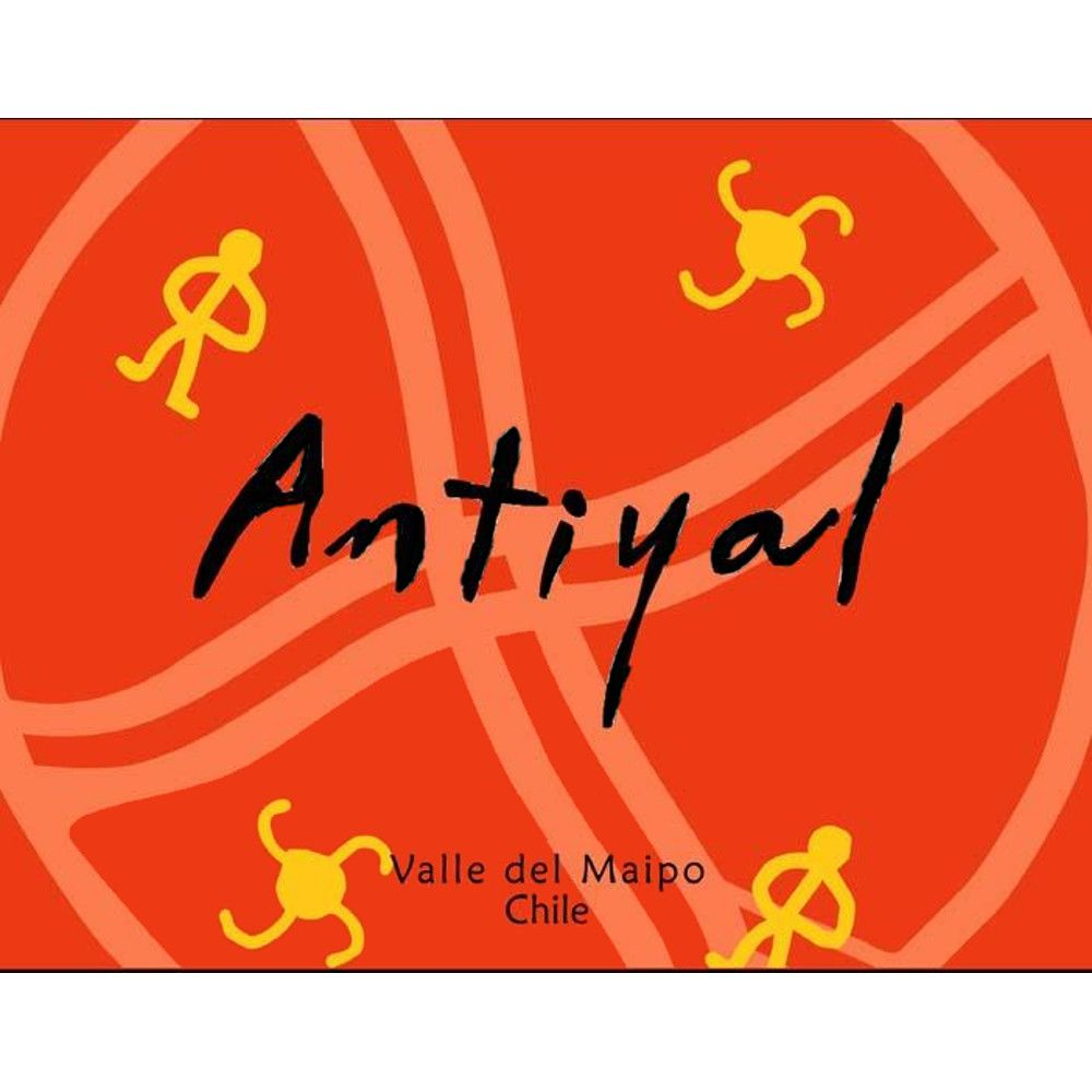 Antiyal  2012 Front Label