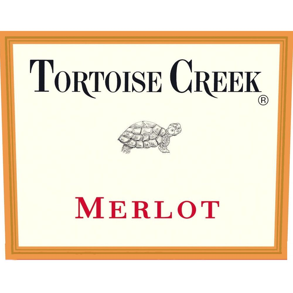 Tortoise Creek Merlot 2011 Front Label