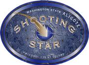 Steele Shooting Star Aligote 1999 Front Label