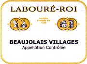 Laboure Roi Beaujolais Villages 1997 Front Label