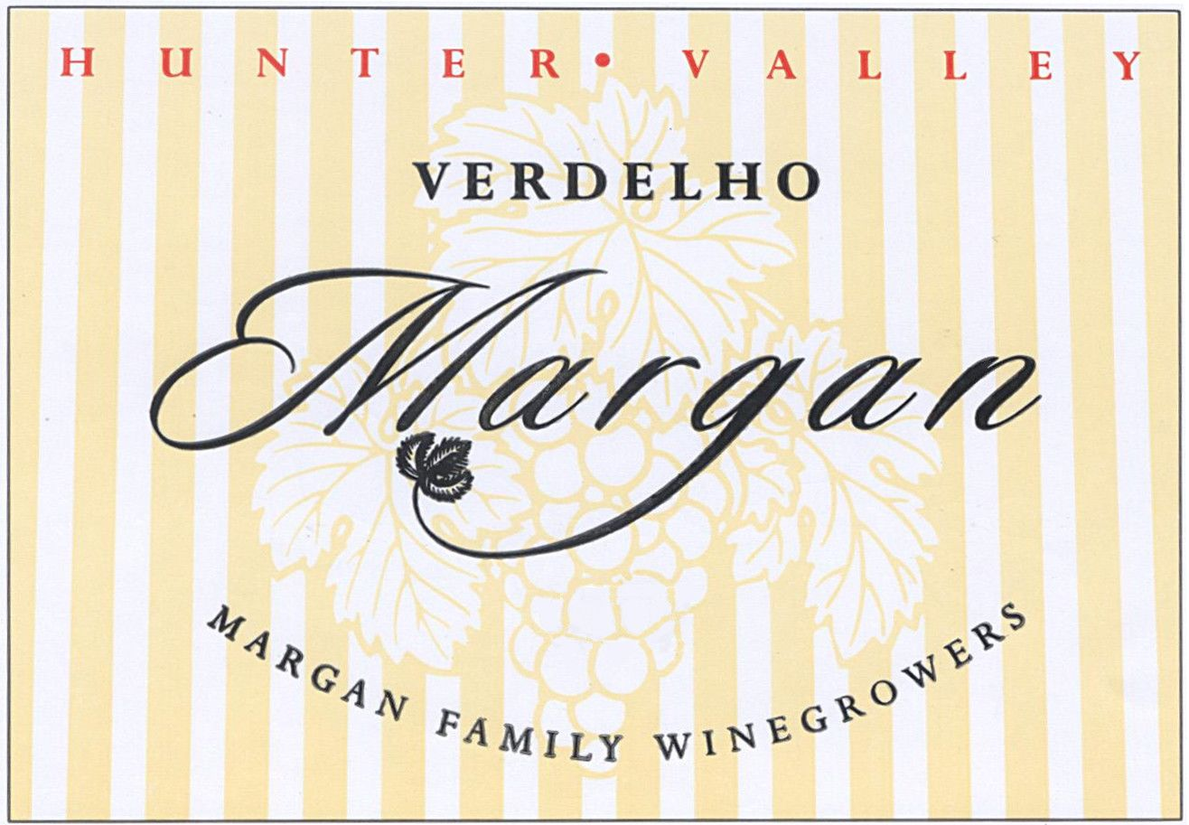 Margan Family Verdelho 2016 Front Label