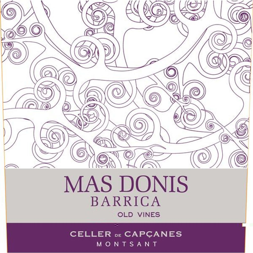 Mas Donis Mas Donis Barrica 2013 Front Label