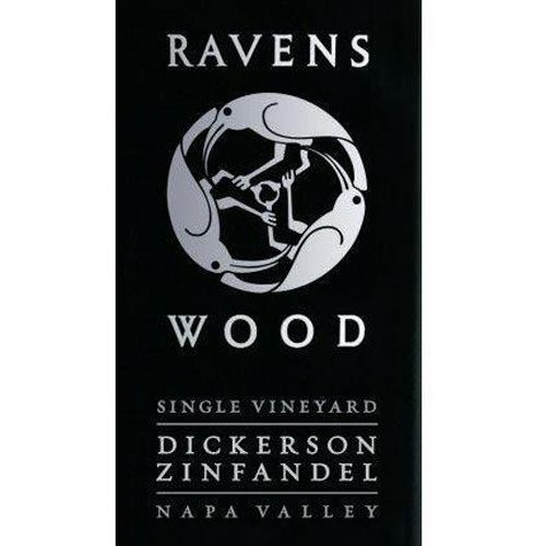 Ravenswood Dickerson Vineyard Zinfandel 2012 Front Label