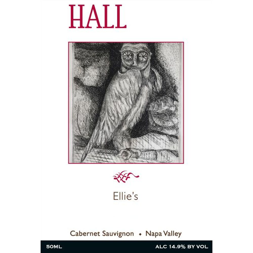 Hall Ellie's Cabernet Sauvignon 2011 Front Label