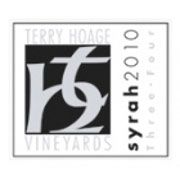 Terry Hoage Three-Four Syrah 2010 Front Label