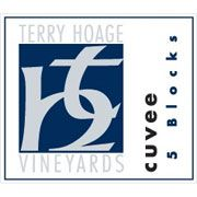 Terry Hoage 5 Blocks Cuvee (1.5 Liter Magnum) 2007 Front Label