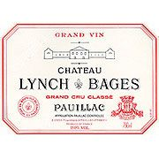 Chateau Lynch-Bages  1997 Front Label