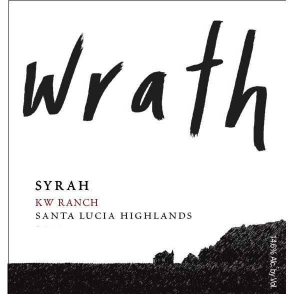 Wrath KW Ranch Syrah 2011 Front Label