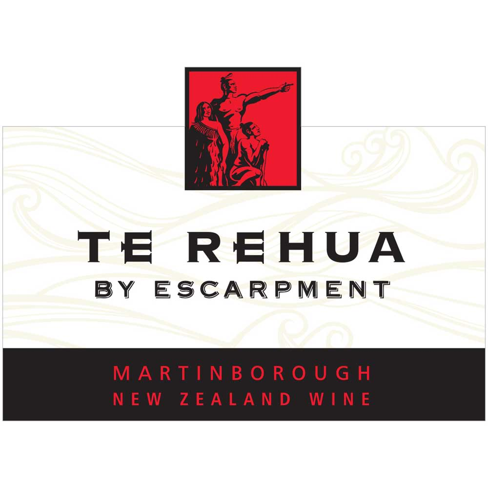 Escarpment Te Rehua Pinot Noir 2013 Front Label
