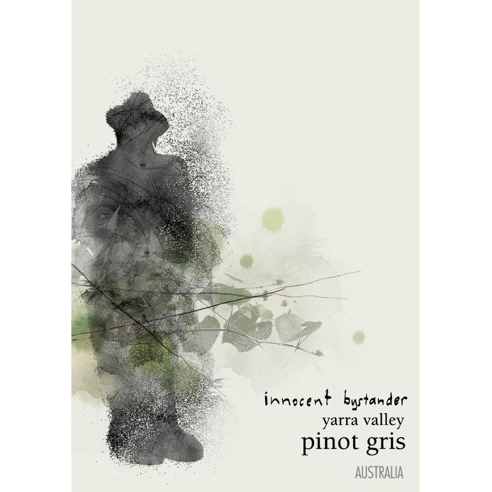 Innocent Bystander Pinot Gris 2013 Front Label