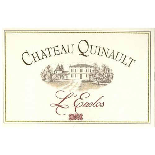 Chateau Quinault l'Enclos (3 Liter Bottle) 2000 Front Label
