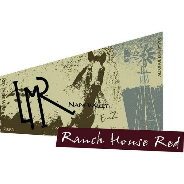 Long Meadow Ranch Ranch House Red 2009 Front Label