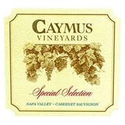 Caymus Special Selection Cabernet Sauvignon (5 Liter Bottle - sign of seepage) 1991 Front Label
