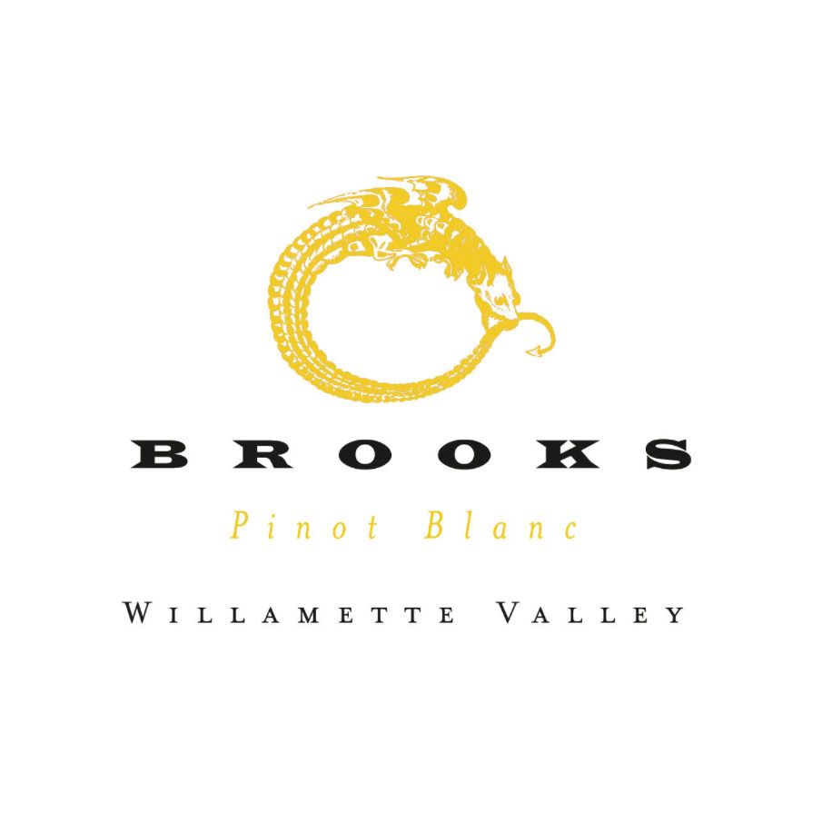 Brooks Pinot Blanc 2013 Front Label