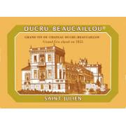 Chateau Ducru-Beaucaillou  1997 Front Label
