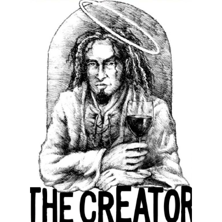 K Vintners The Creator 2012 Front Label