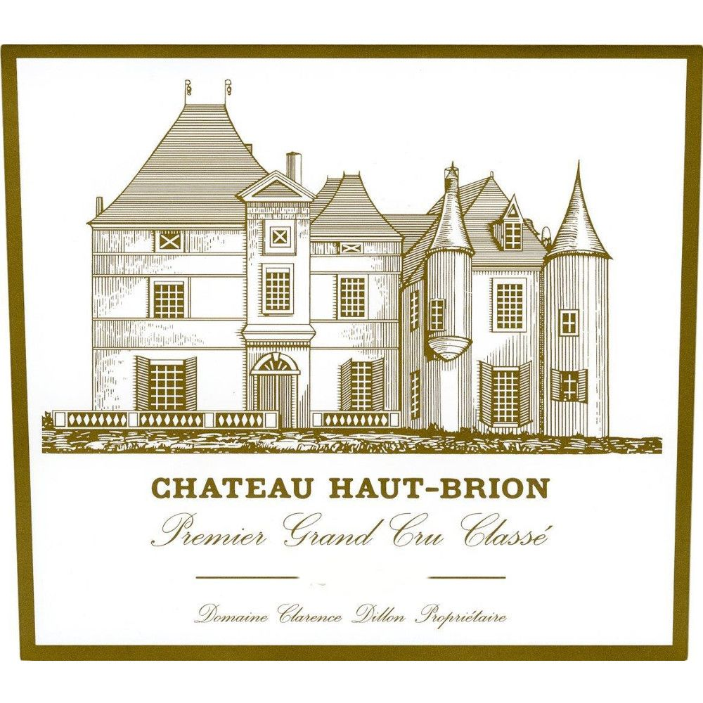 Chateau Haut-Brion  2014 Front Label