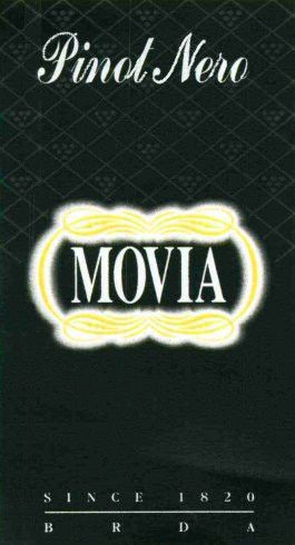 Movia Pinot Nero 2008 Front Label