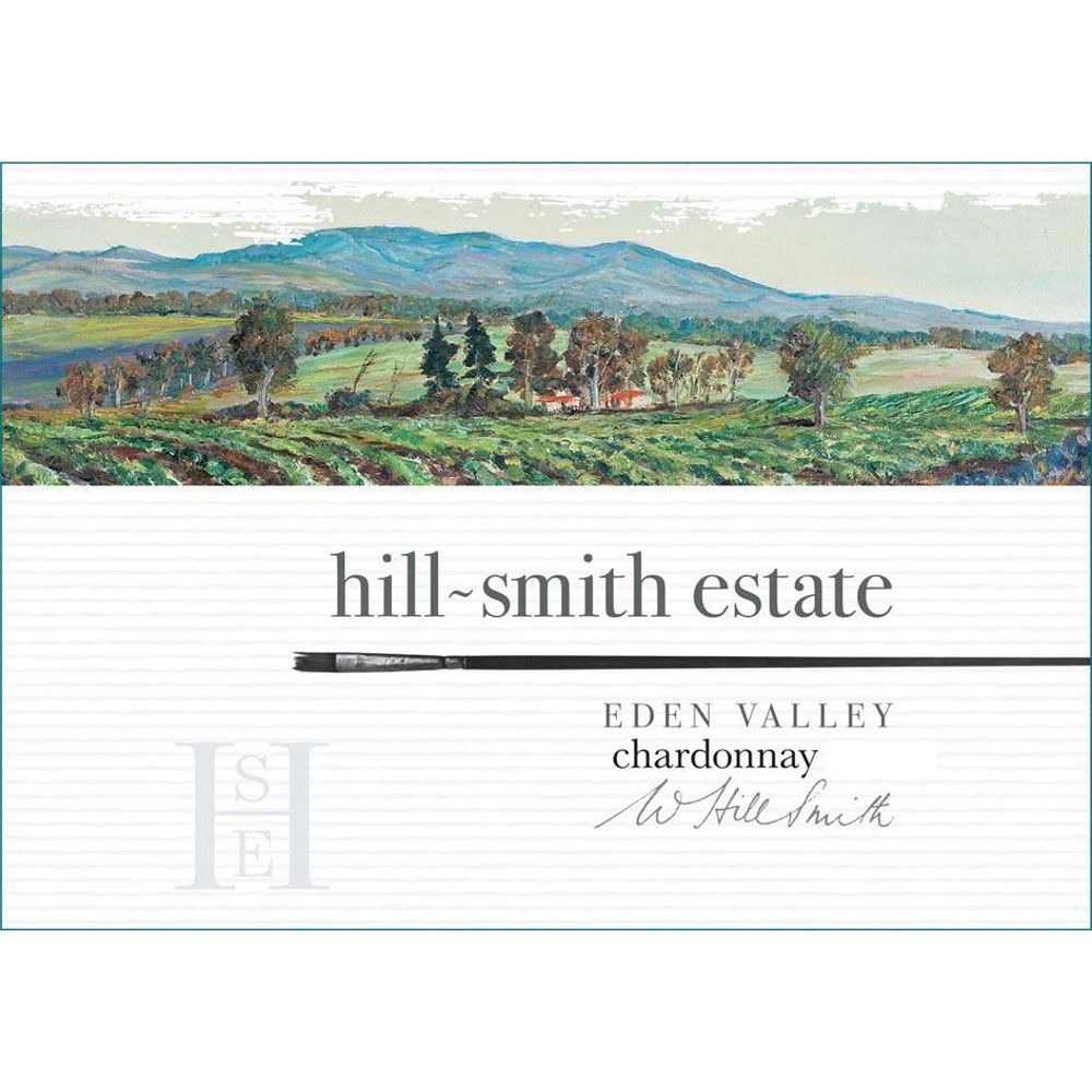 Hill Smith Estate Eden Valley Chardonnay 2011 Front Label