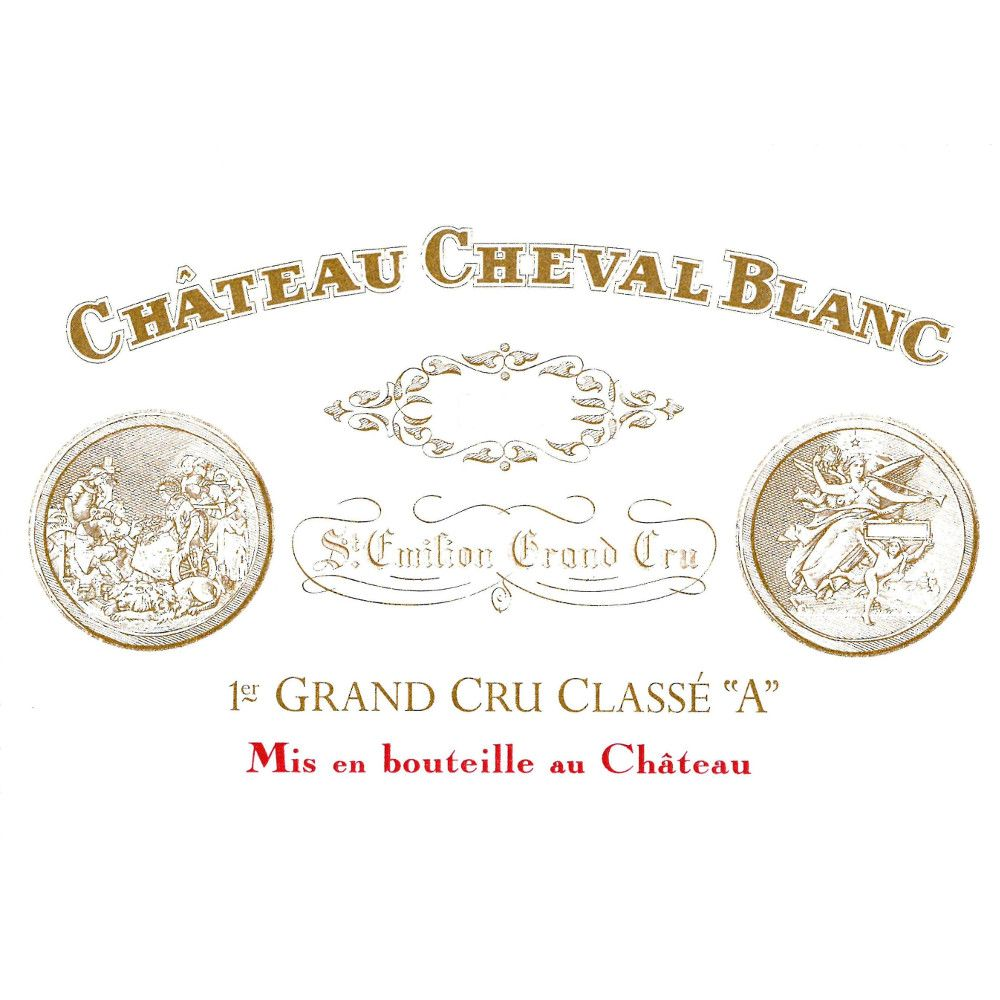 Chateau Cheval Blanc  2014 Front Label