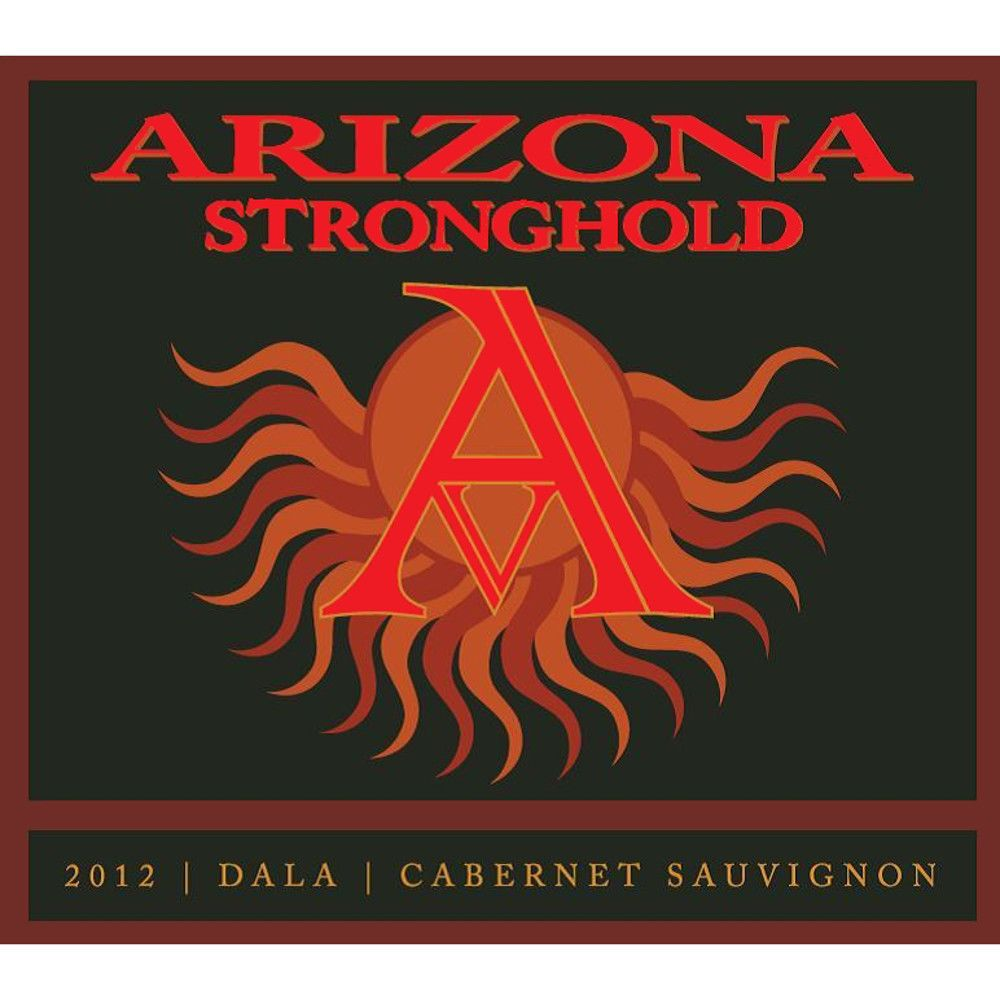 Arizona Stronghold Dala Cabernet 2012 Front Label