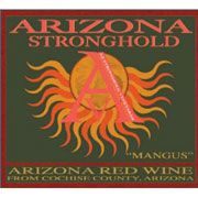 Arizona Stronghold Magnus Red 2011 Front Label