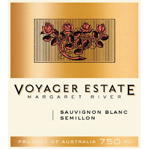 Voyager Estate Sauvignon Blanc-Semillon 2013 Front Label