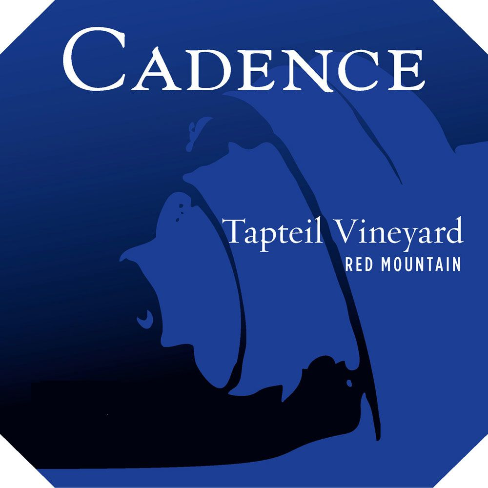 Cadence Taptiel (375ML half-bottle) 2010 Front Label