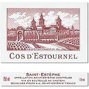Chateau Cos d'Estournel  1997 Front Label