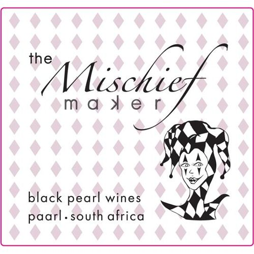 Black Pearl Mischief Maker 2012 Front Label