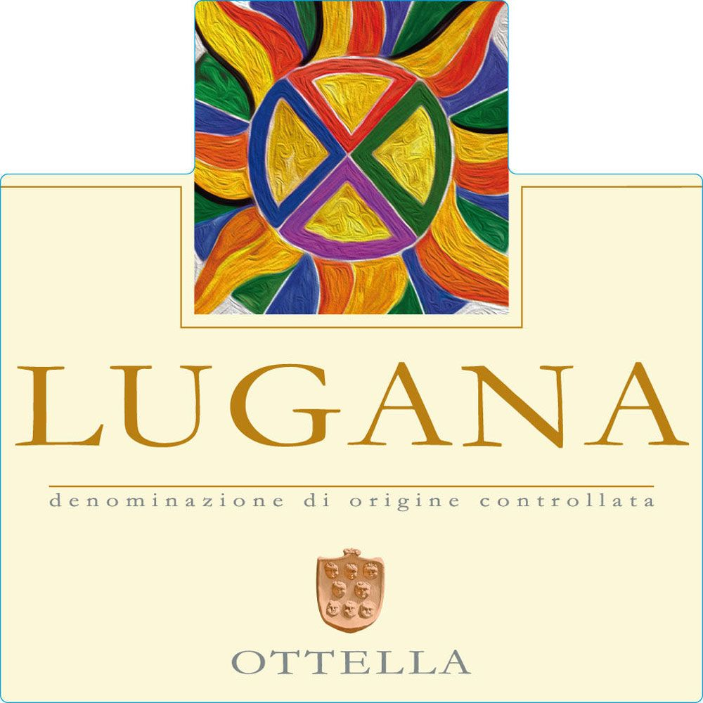Ottella Lugana 2014 Front Label