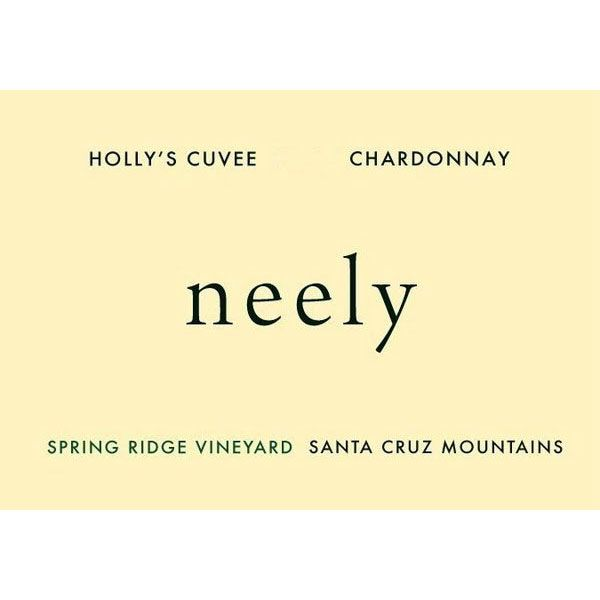 Neely Spring Ridge Vineyard Holly's Cuvee Chardonnay 2009 Front Label