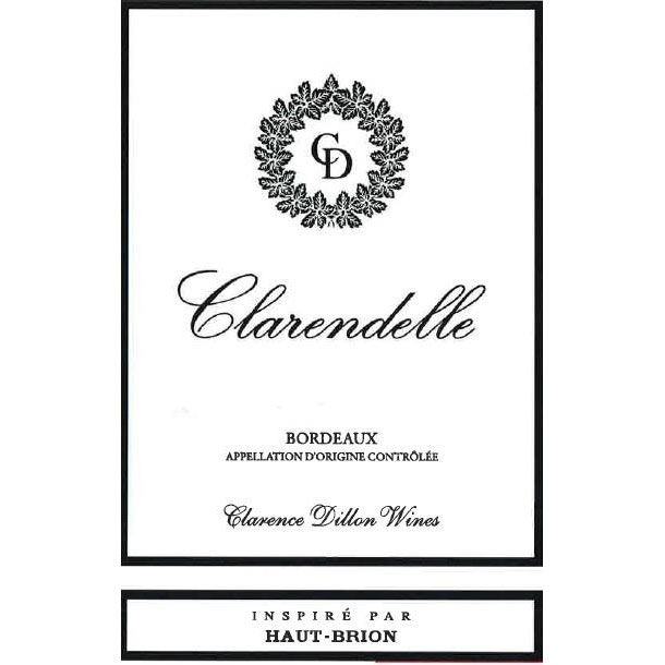 Clarendelle Inspired by Haut-Brion Rose 2014 Front Label