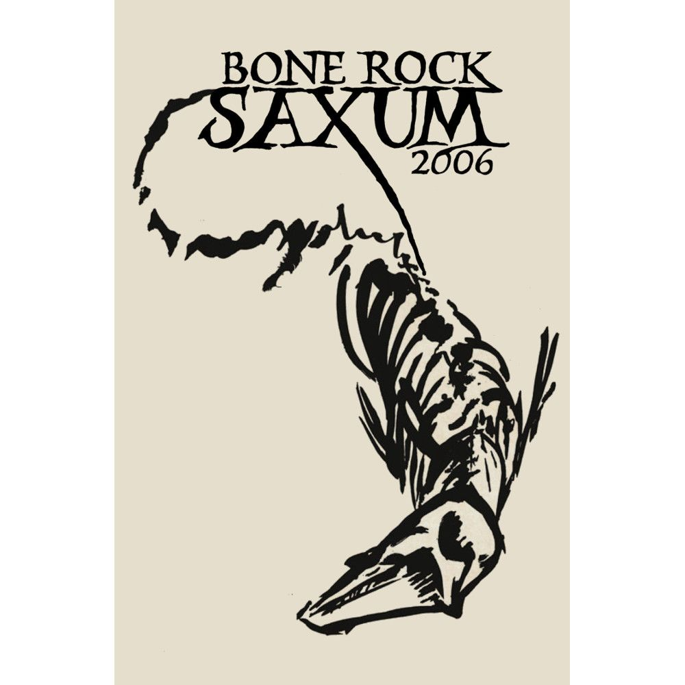 Saxum James Berry Vineyard Bone Rock 2006 Front Label