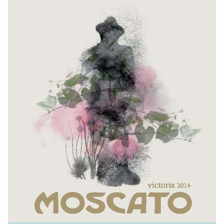 Innocent Bystander Pink Moscato 2015 Front Label