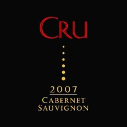 Vineyard 29 Cru Cabernet Sauvignon 2007 Front Label
