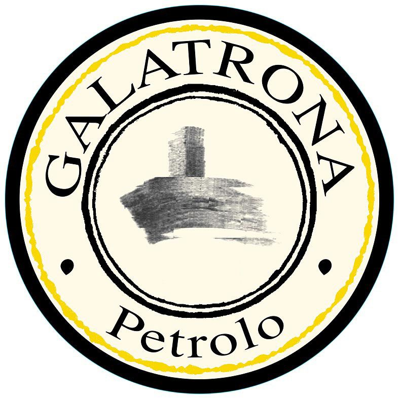 Petrolo Galatrona 2013 Front Label
