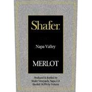Shafer Napa Valley Merlot (1.5 Liter Magnum) 2012 Front Label