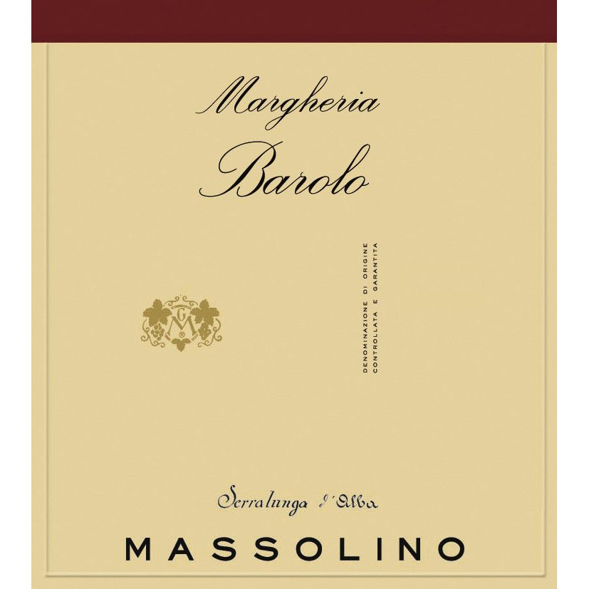 Massolino Vigna Margheria Barolo 2011 Front Label
