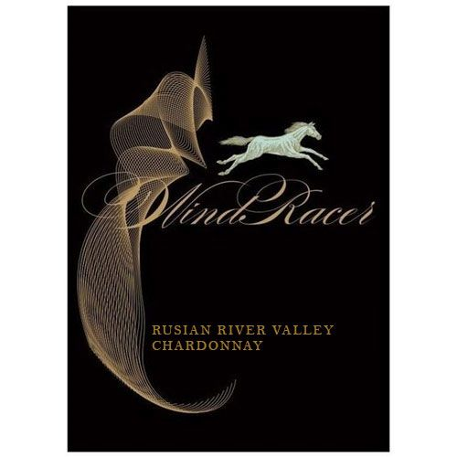 WindRacer Russian River Chardonnay 2012 Front Label