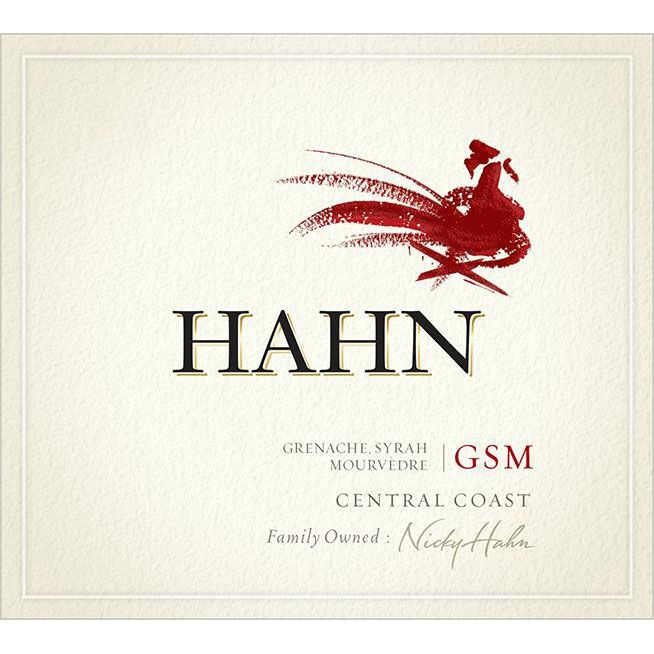 Hahn GSM 2014 Front Label