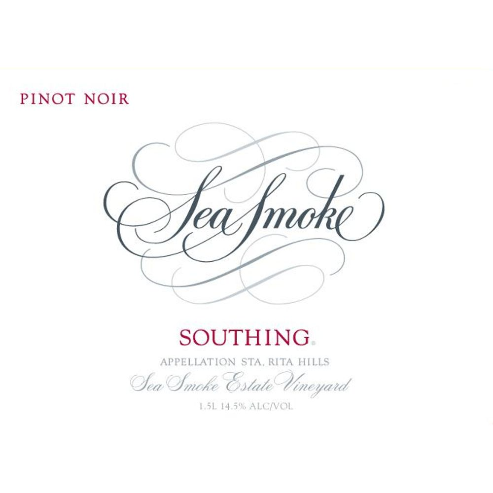 Sea Smoke Cellars Southing Pinot Noir 2013 Front Label