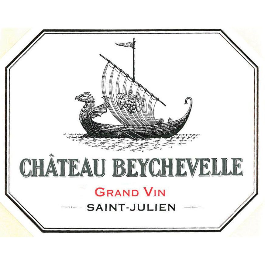Chateau Beychevelle (1.5 Liter Magnum) 2014 Front Label