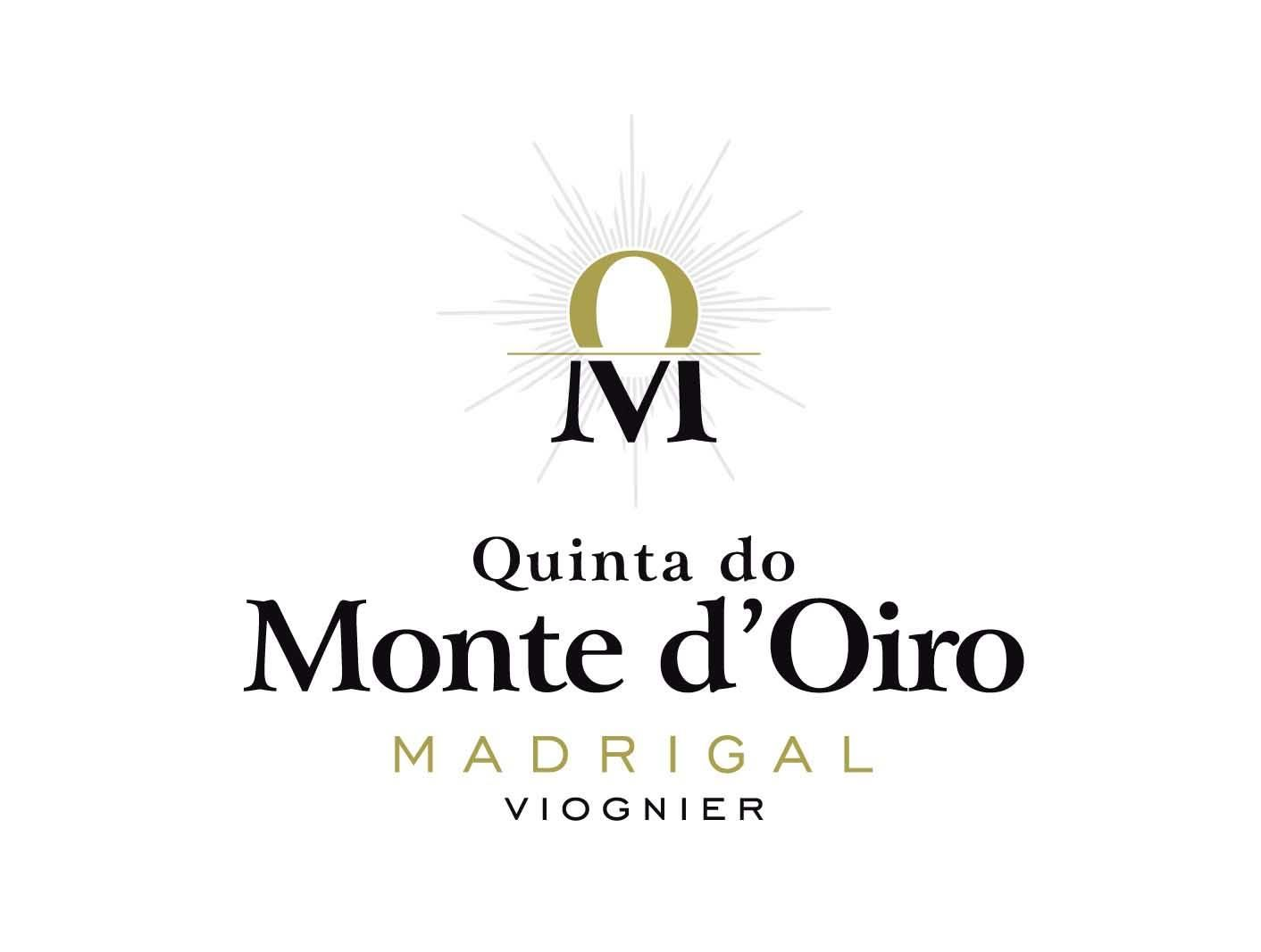 Quinta do Monte D'Oiro Madrigal Viognier 2014 Front Label