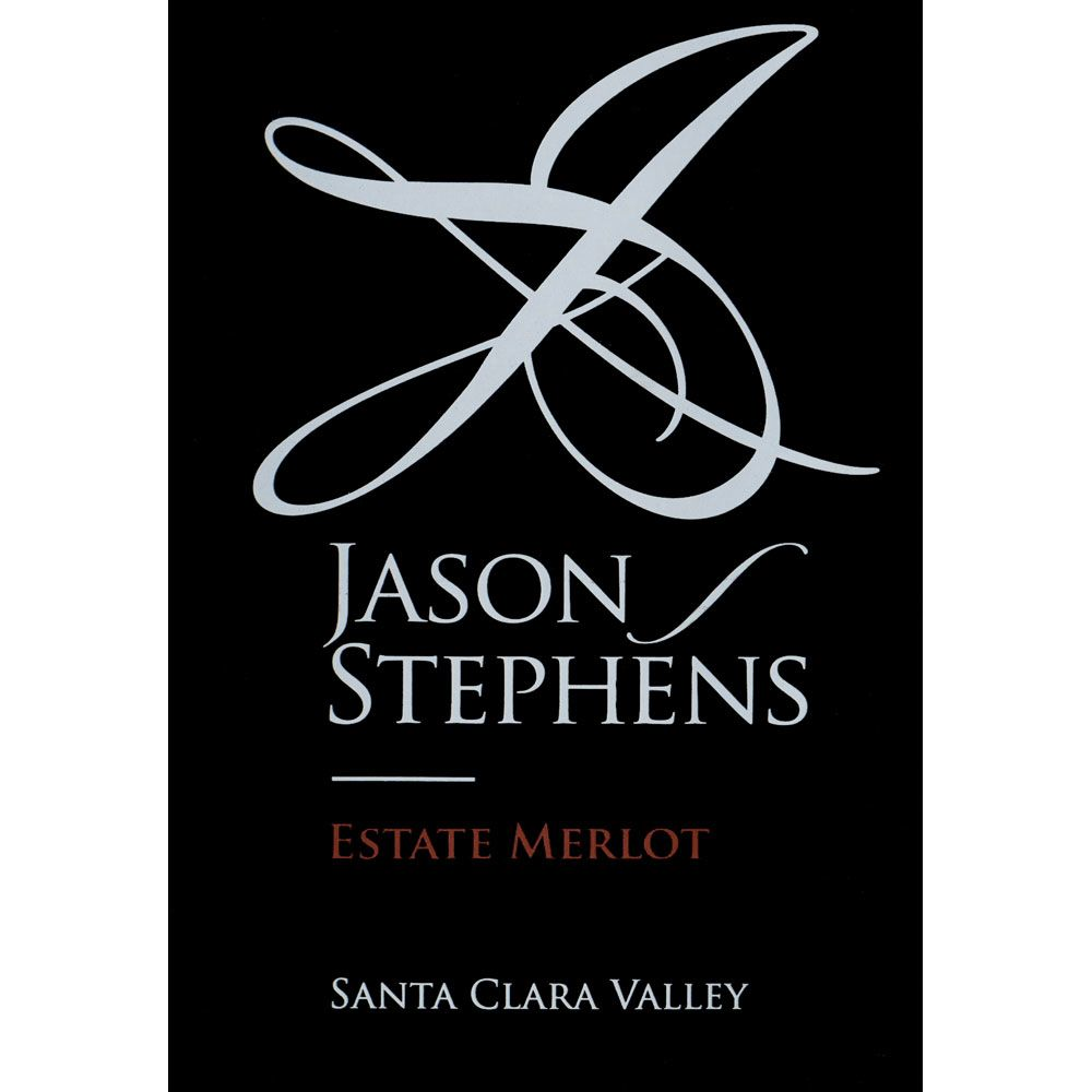 Jason-Stephens Estate Merlot 2011 Front Label