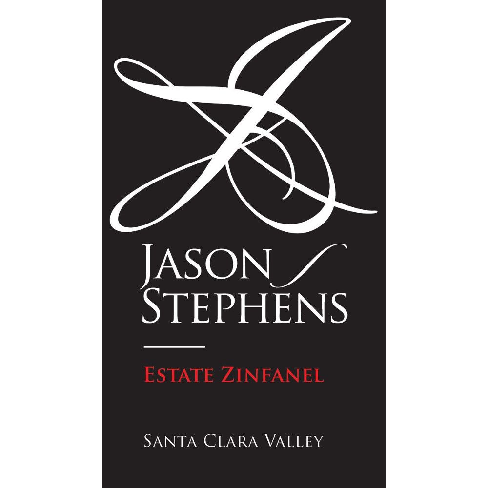 Jason-Stephens Estate Zinfandel 2010 Front Label