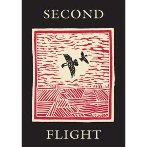 Screaming Eagle Second Flight 2012 Front Label
